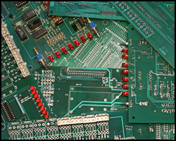 TEST SCADA circuit boards